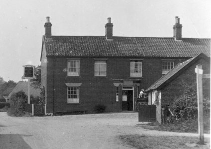 The Black Horse, Flordon