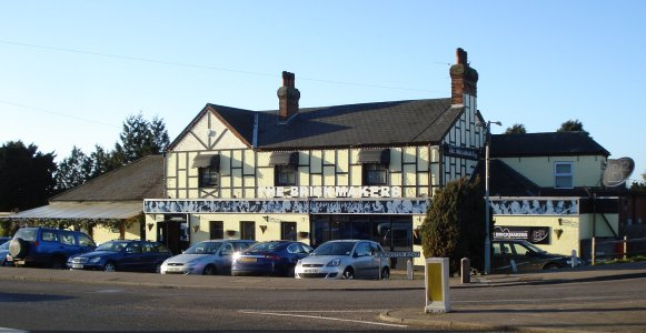 Brickmakers Arms Sprowston Norwich
